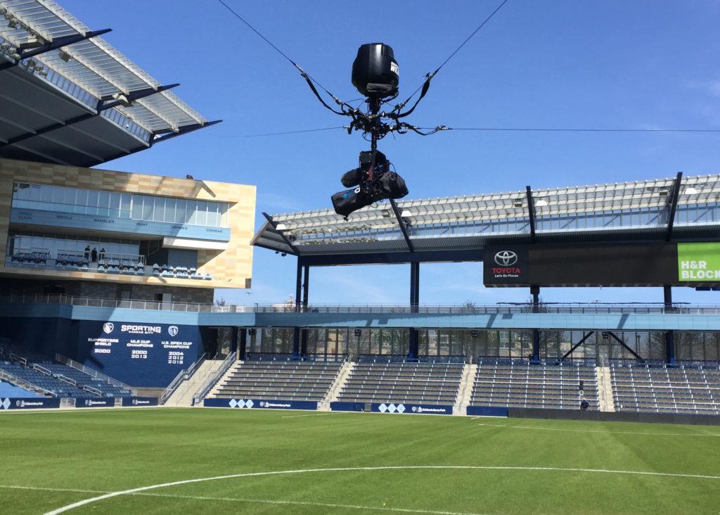 Skycam   MLS Magazine Italia