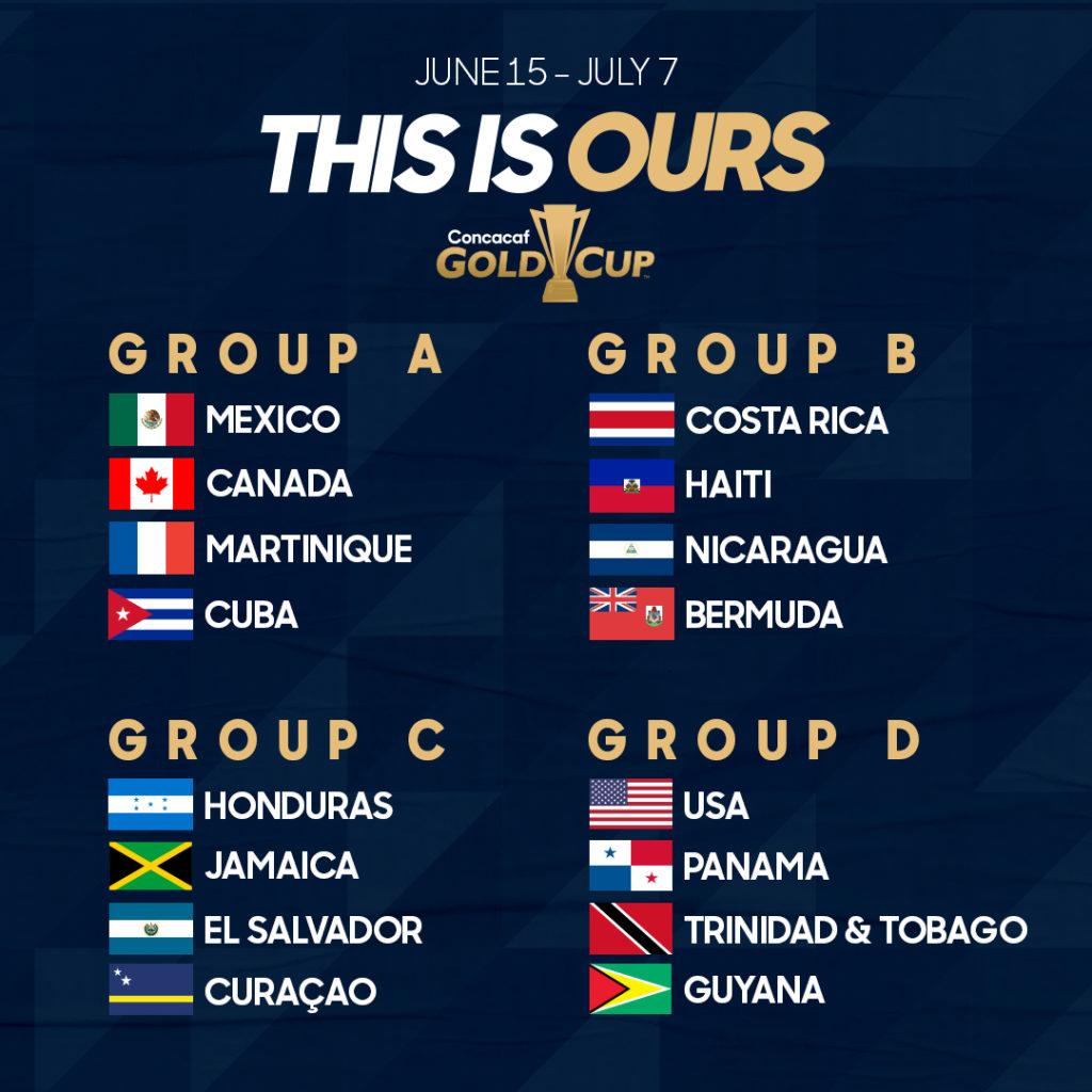 GOLD CUP 2019 | MLS MAGAZINE ITALIA