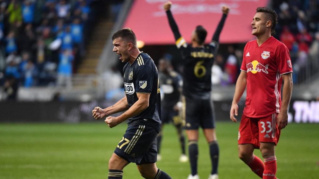Philadelphia UNion batte RBNY e vola in semifinale di MLS Cup Eastern Conference | MLS Magazine Italia