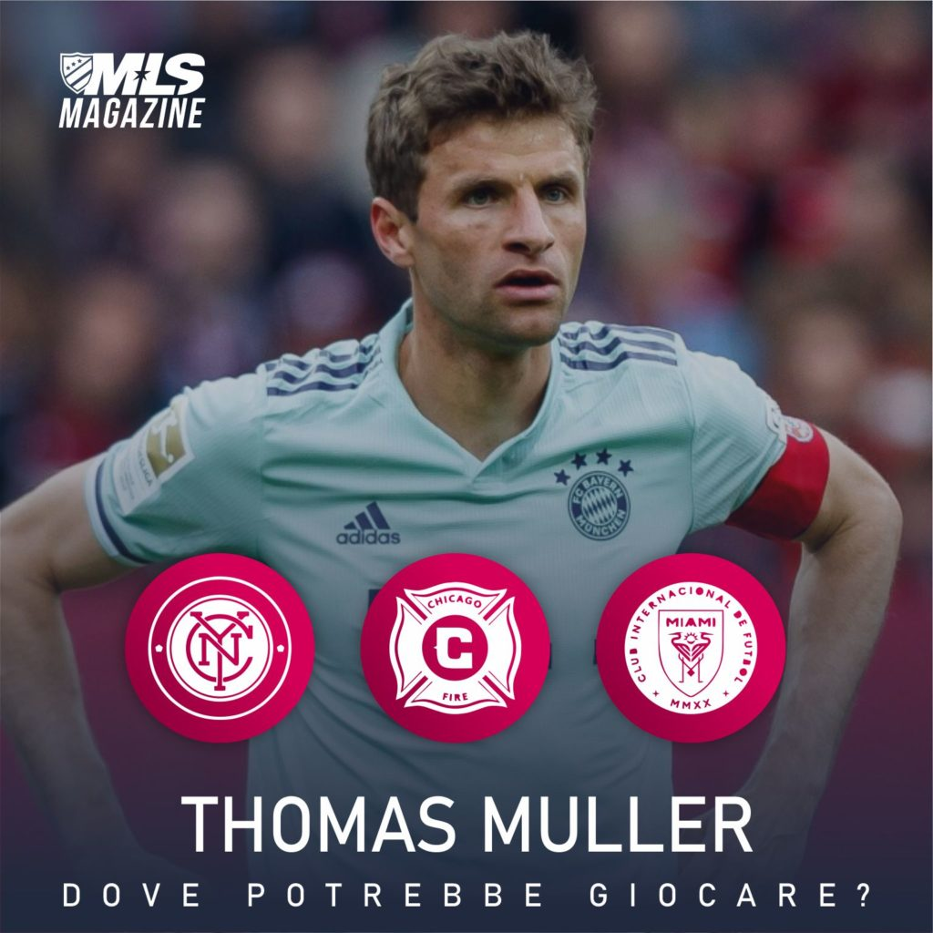 Muller fa sognare la MLS