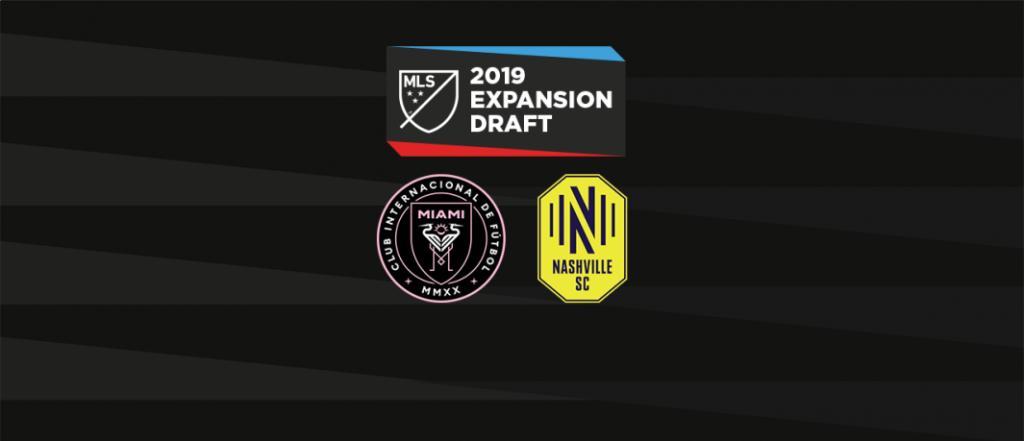 Expansion Draft 2019   MLS Magazine Italia