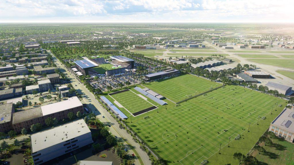 InterMiami FC presenta il nuovo centro di allenamento   MLS MAGAZINE ITALIA