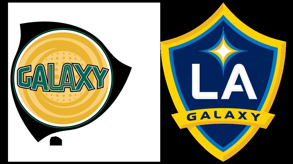 logo rebrand LA Galaxy | MLS Magazine Italia