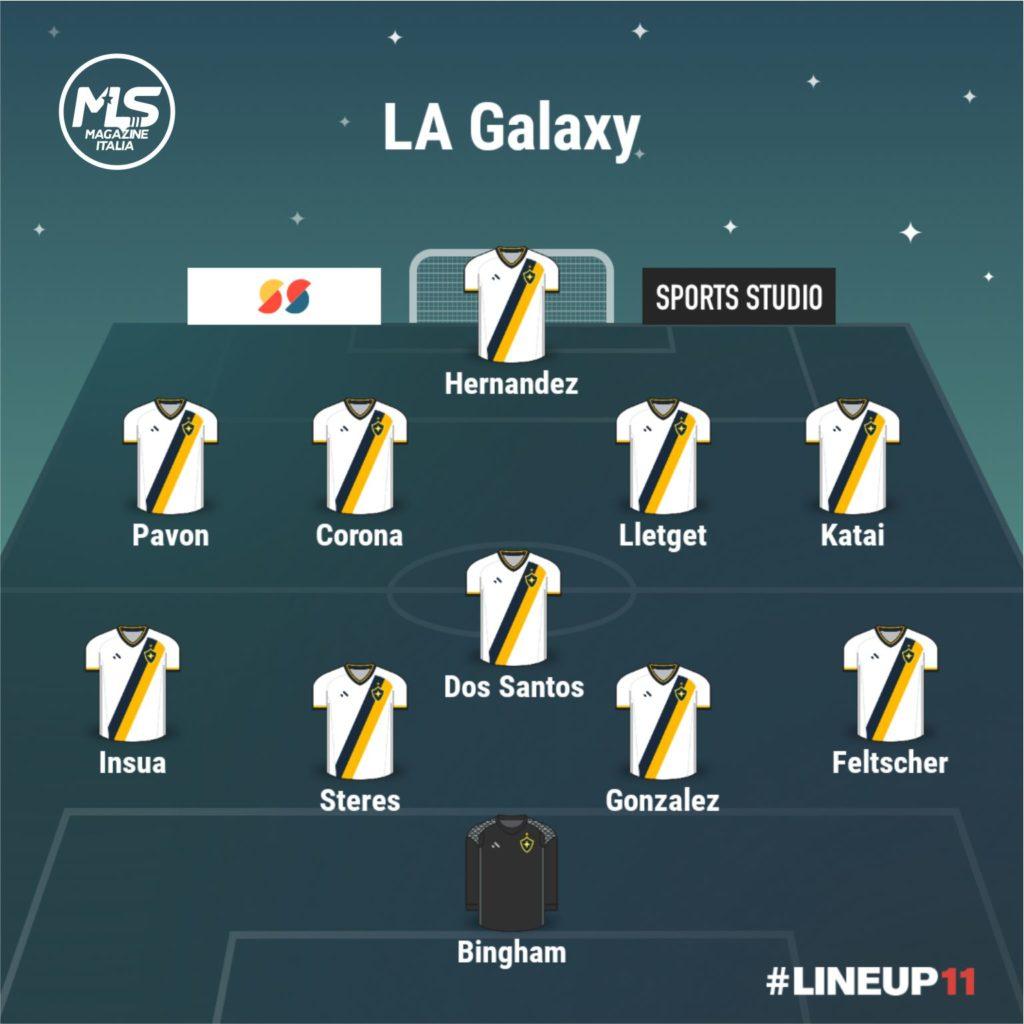 LA Galaxy | MLS Magazine Italia