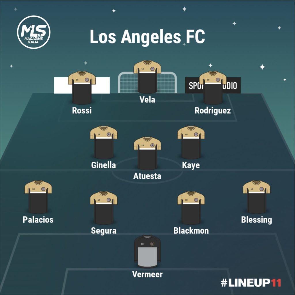 LA FC | MLS Magazine Italia
