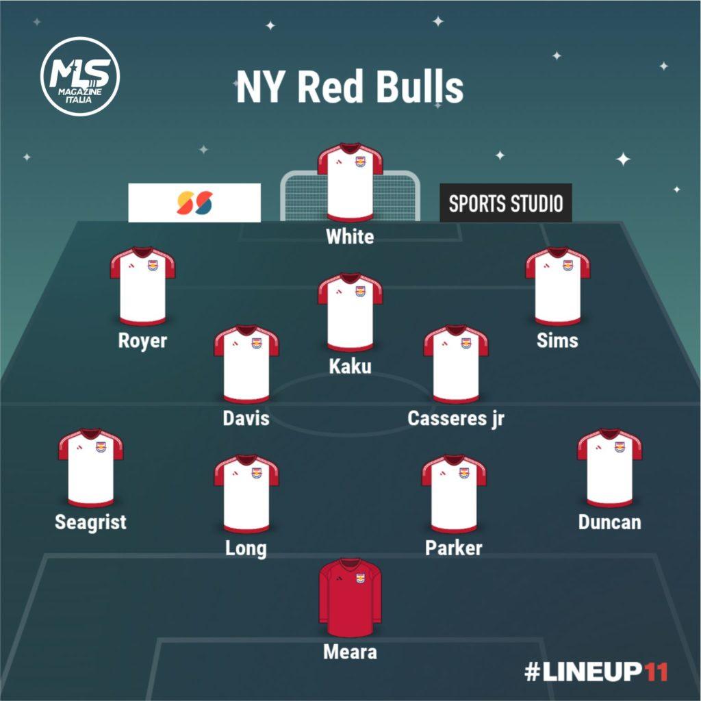 NY Red Bulls | MLS Magazine Italia