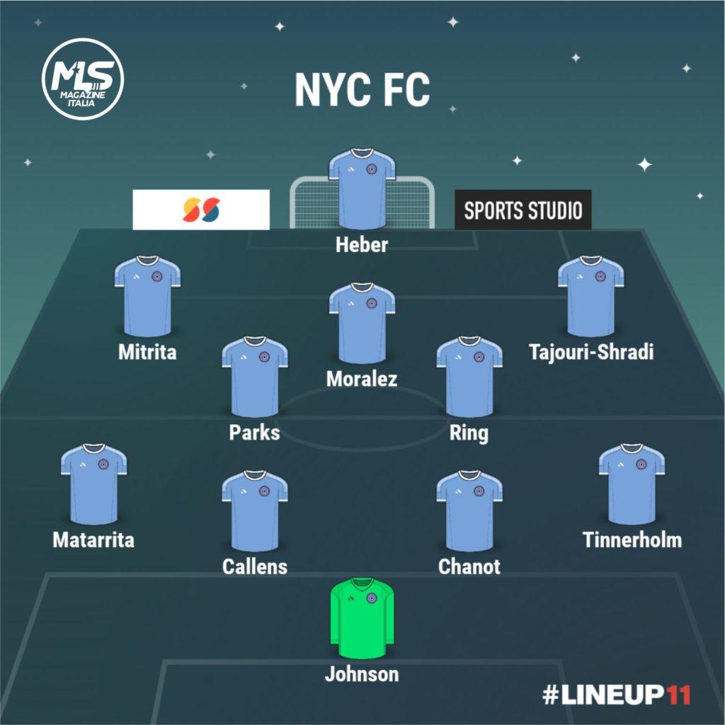 NYC FC | MLS Magazine Italia