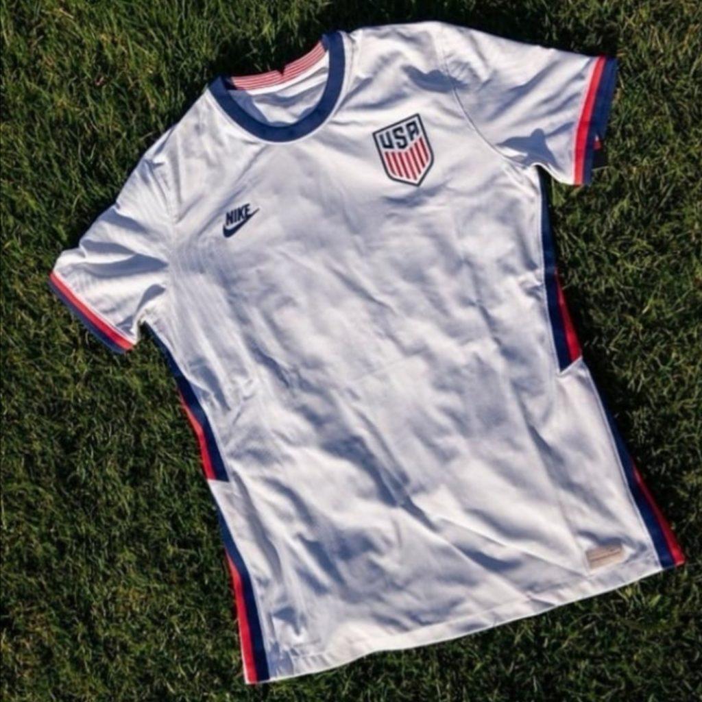 La maglia ufficiale della nazionale USA | MLS Magazine Italia