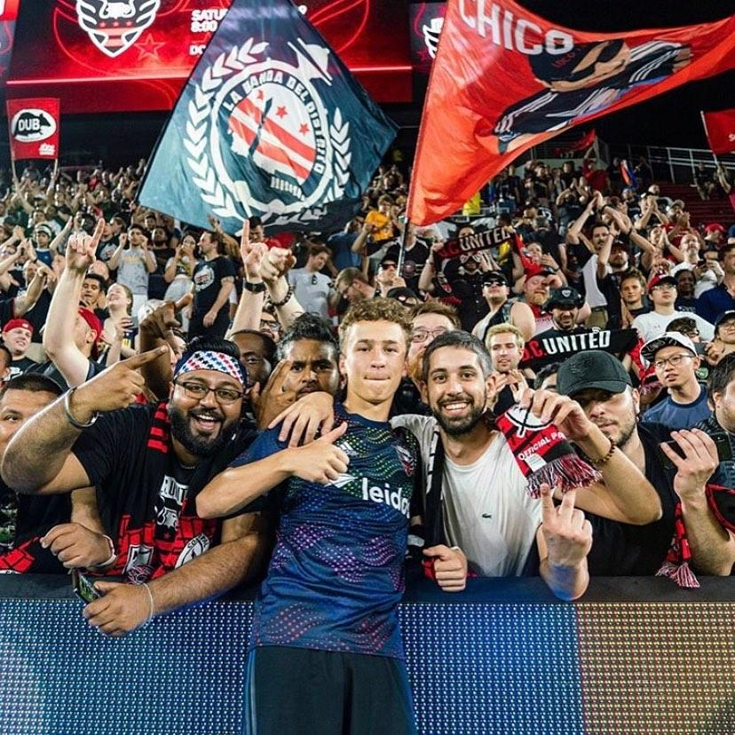 Fan Cave MLS DC United MLS Magazine ITalia