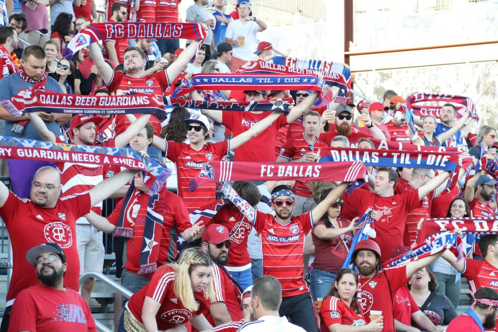 Dallas Beer Guardian FC Dallas | MLS Magazine Italia
