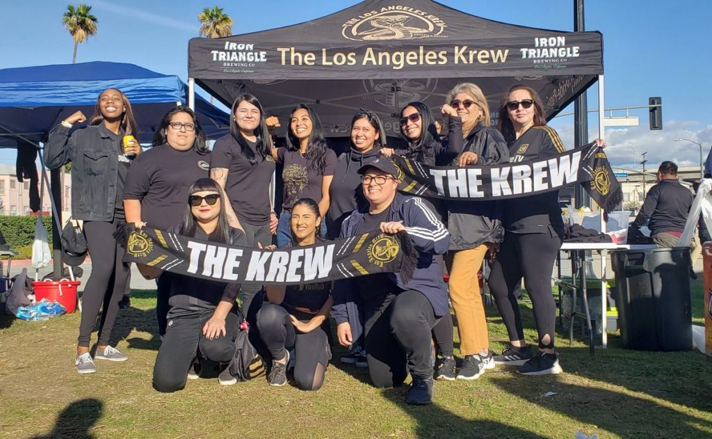 The Krew | MLS Magazine