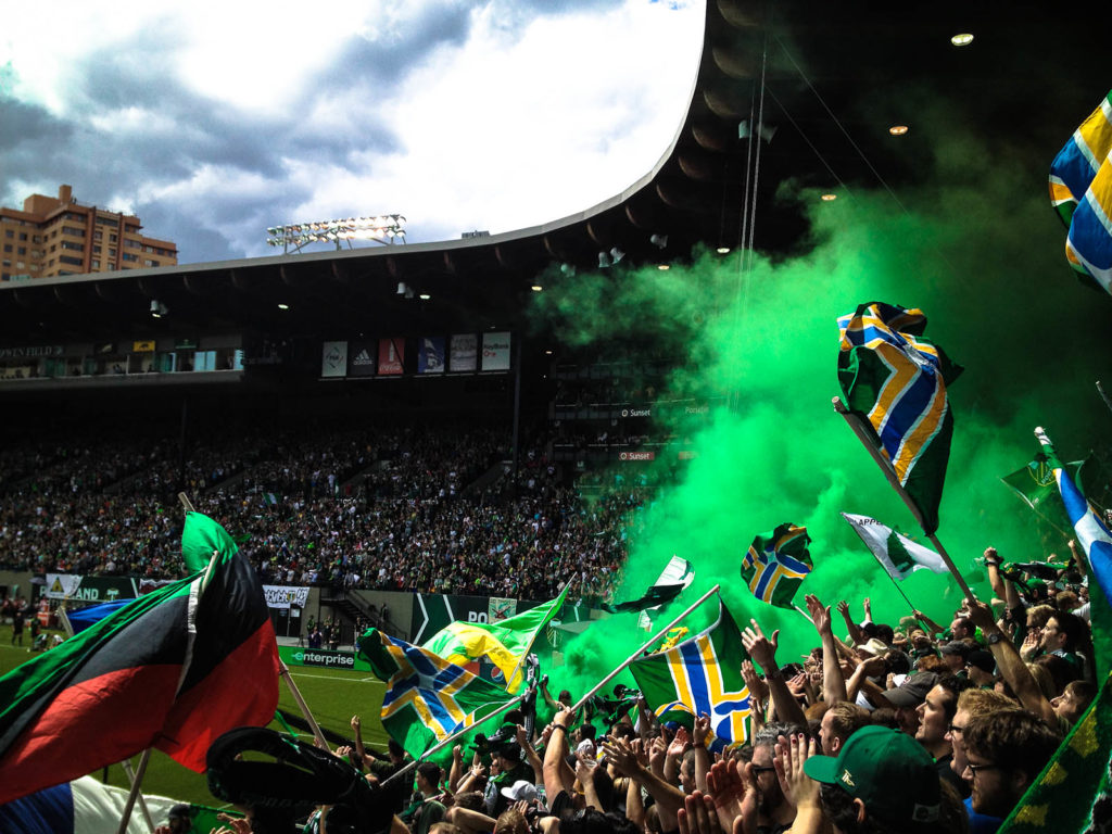 Timbers Army | MLS Magazine