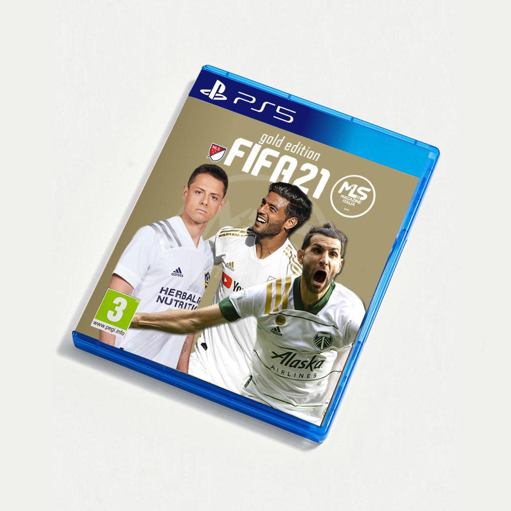 FIFA21 | MLS MAGAZINE ITALIA