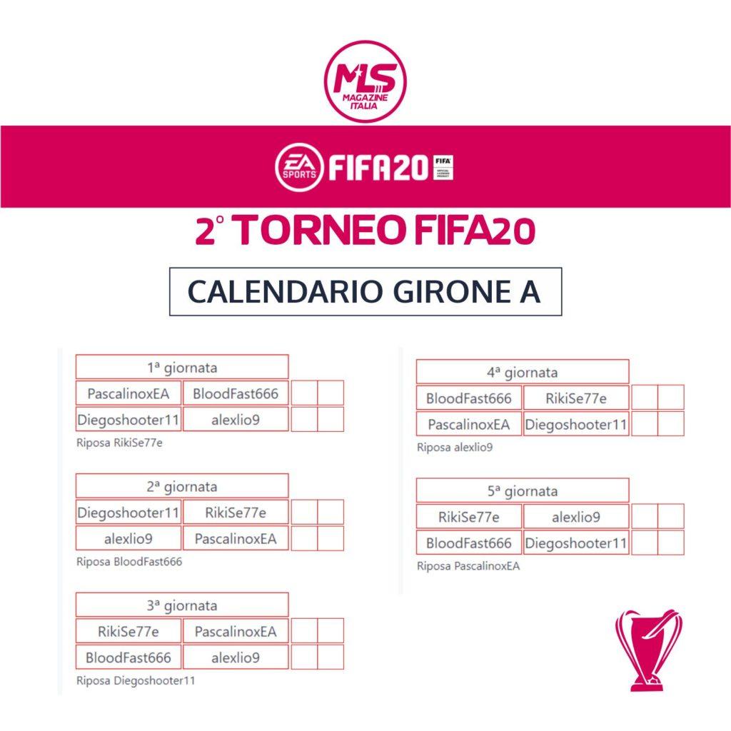 2 torneo MLS FIFA 2020 | MLS Magazine Italia