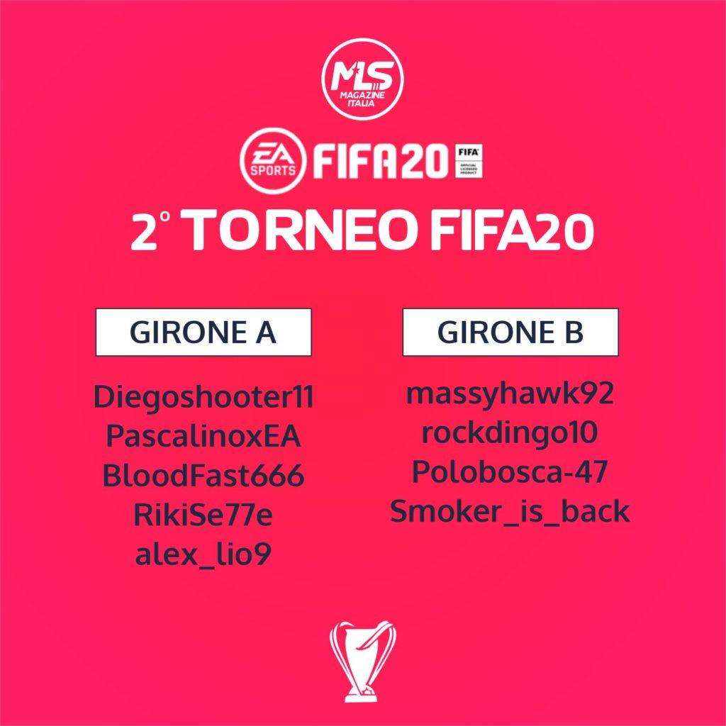 2 torneo FIFA MLS | MLS Magazine Italia