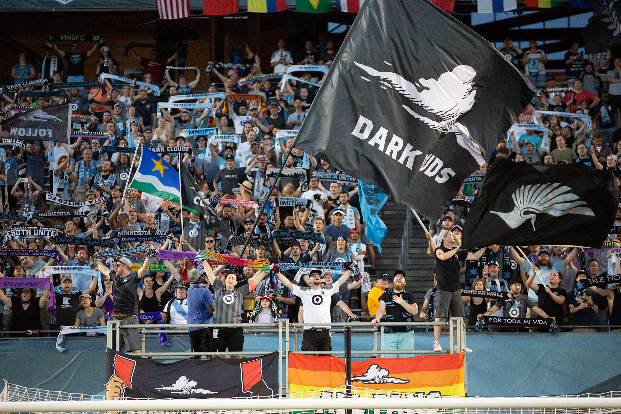 Dark Clouds | MLS Magazine