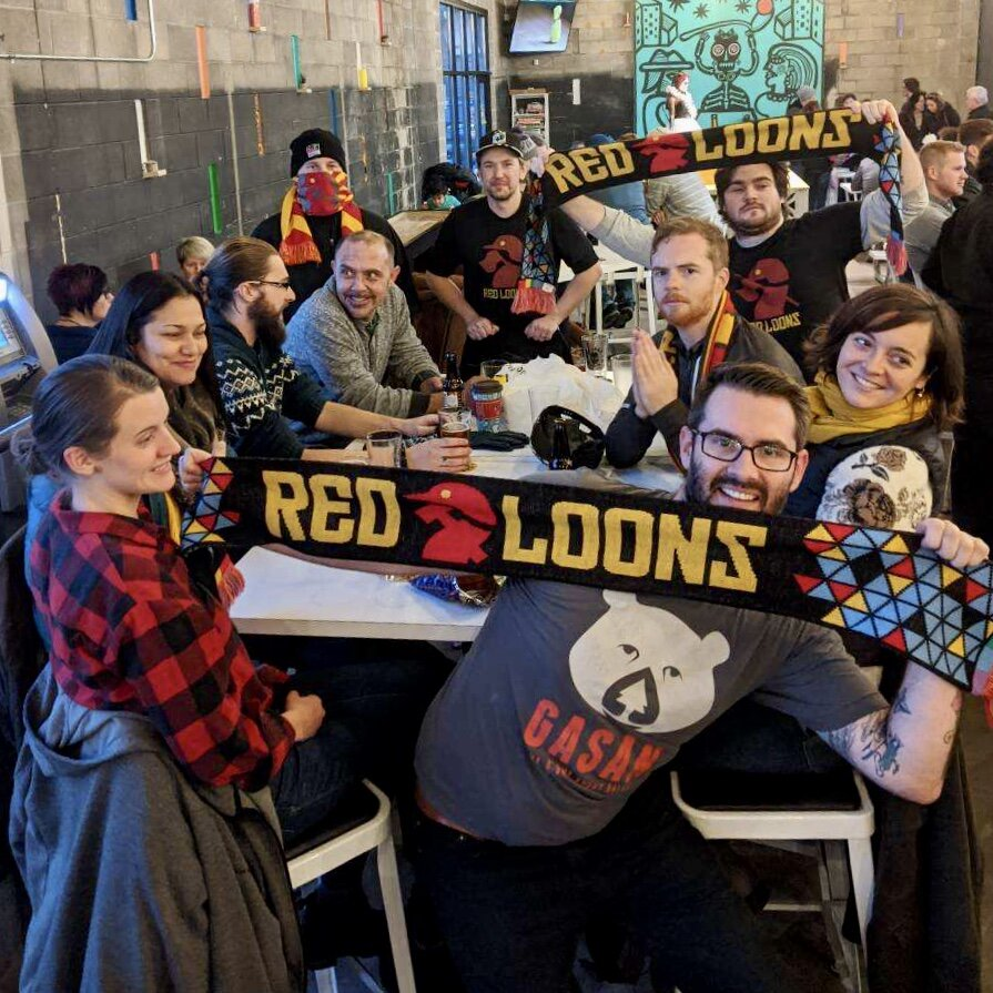Red Loons | MLS Magazine