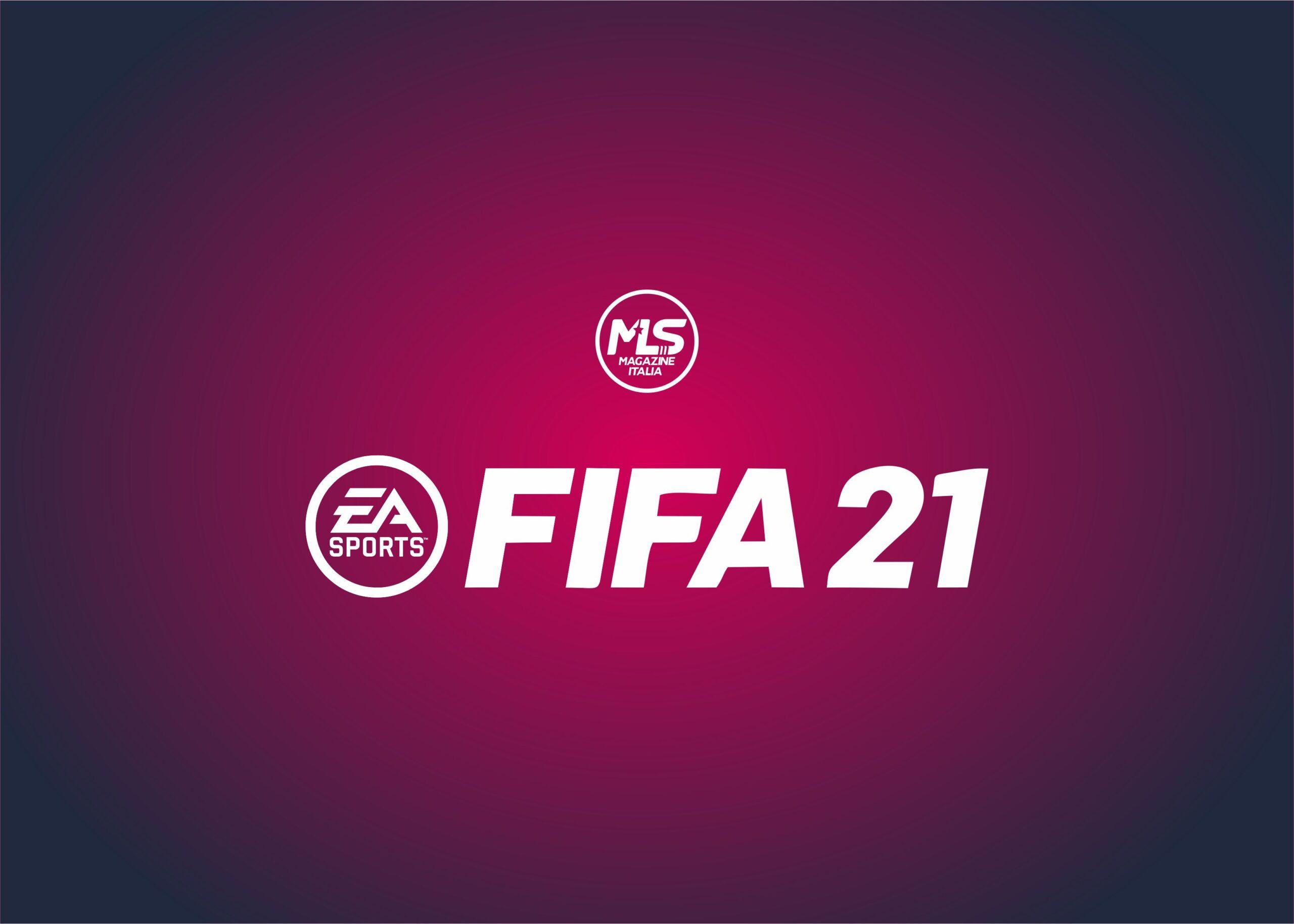 FIFA21   mls magazine italia
