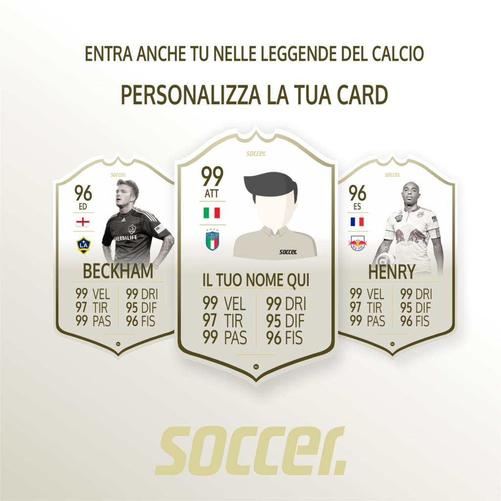 Beckham FIFA FUT CARDS - MLS MAGAZINE ITALIA