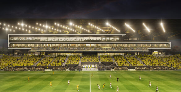 New Columbus Crew Stadium | MLS Magazine Italia