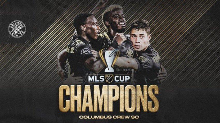 MLS Cup Columbus Crew | MLS Magazine Italia