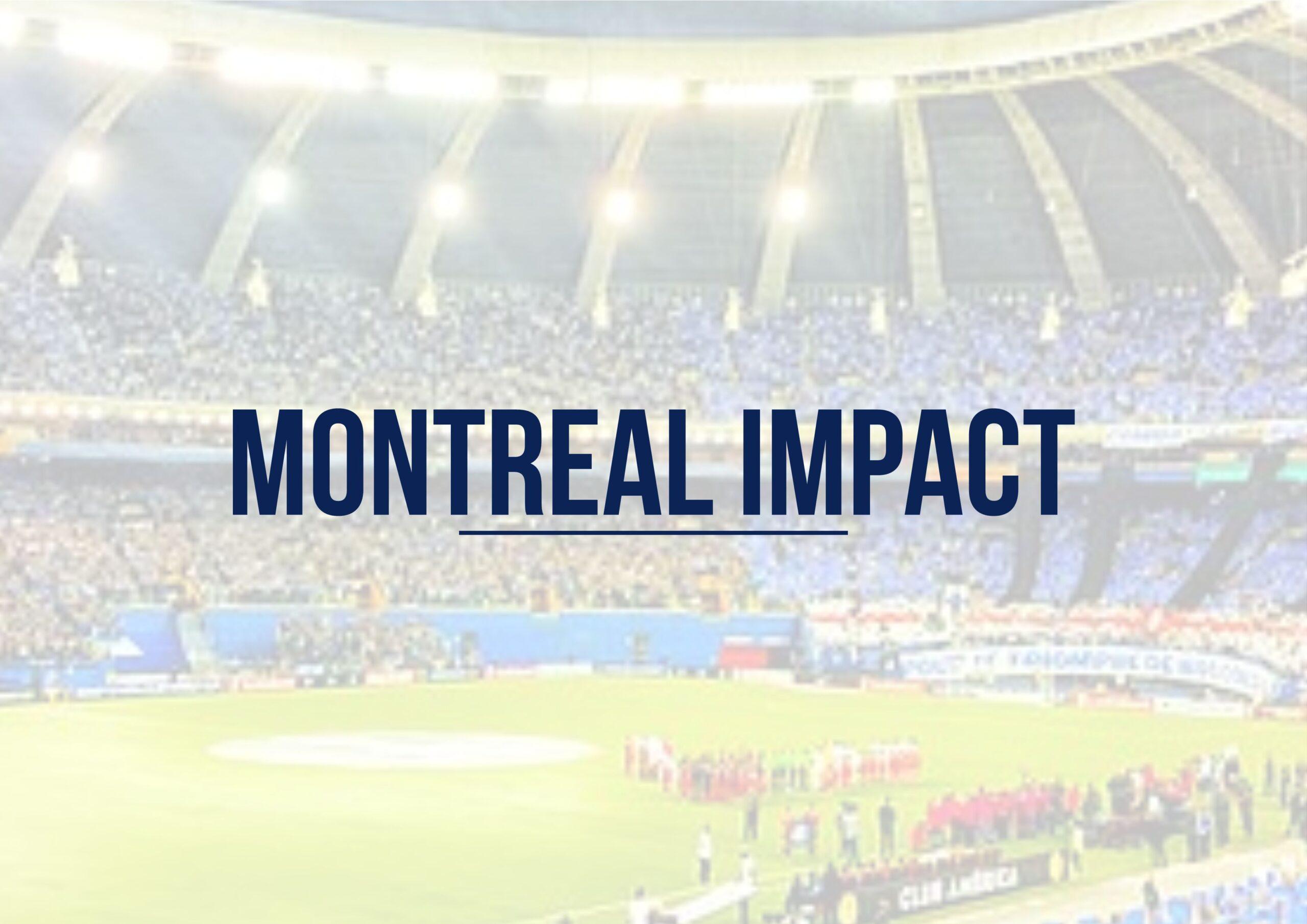 Montreal Impact MLS | MLS Magazine Italia