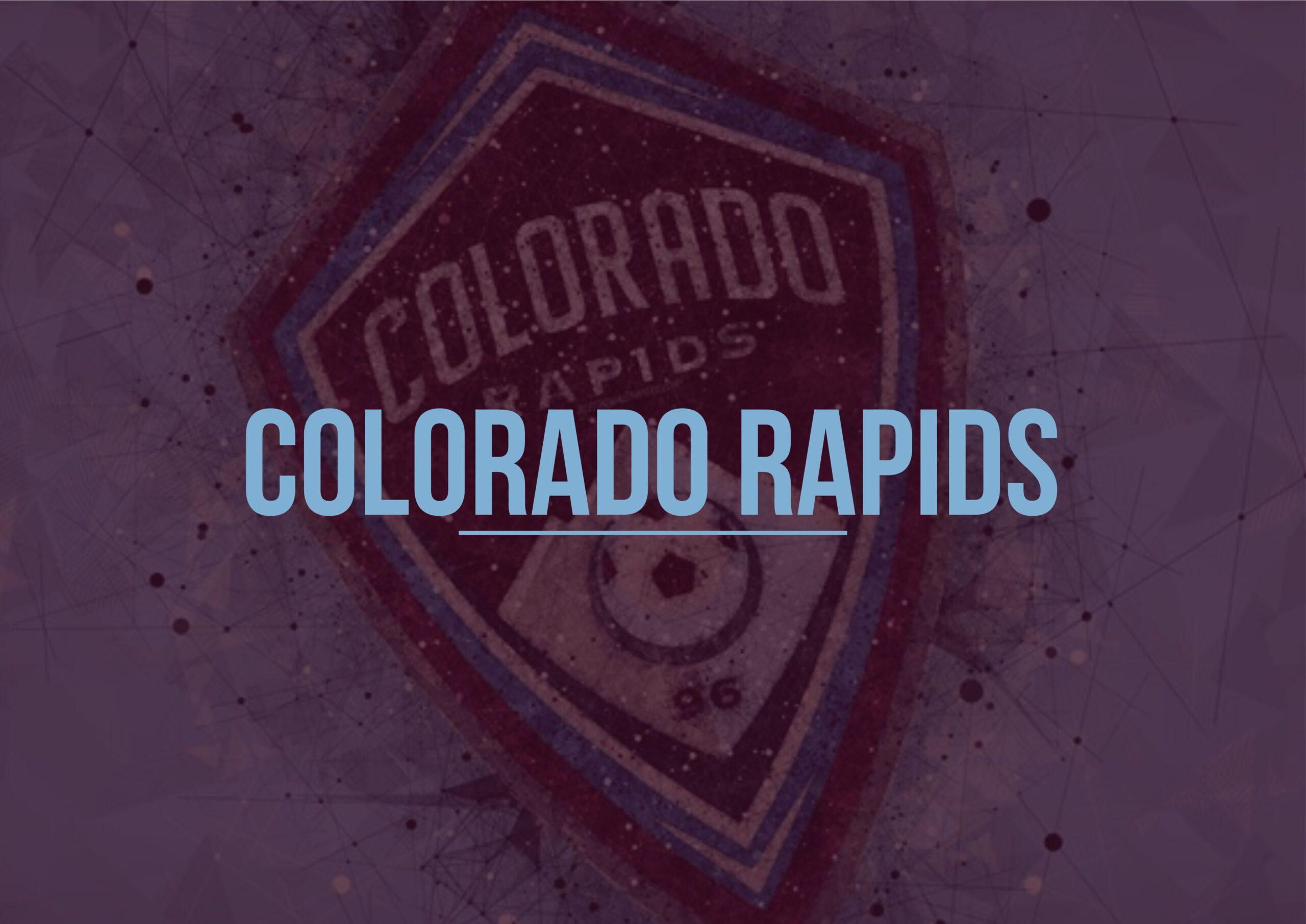 Colorado Rapids   MLS Magazine Italia