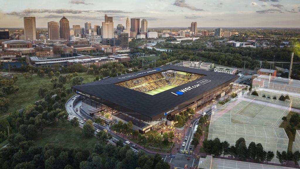 LOWER.COM field mls stadium mls magazine italia Columbus Crew