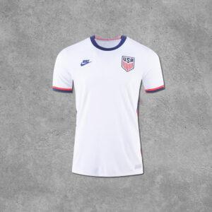 La maglia ufficiale 2020-2022 della USMNT (REPLICA) - MLS Magazine Italia